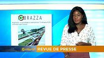 Effondrement de la corniche de Brazzaville [Revue de Presse]