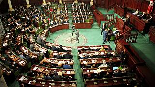Tunisia's parliament rejects new gov't