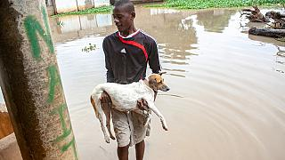 Angola: heavy torrential rains in Luanda kill 41 people