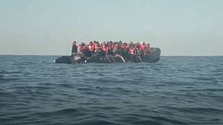 Over 100 migrants rescued by German NGO