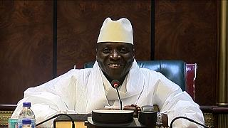 Gambia's Jammeh seeks to return home