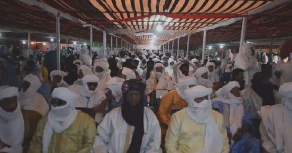 Mali armed group talks peace, unity at congress