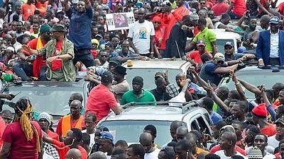 Guinée - mobilisation à risques : le gouvernement met en garde