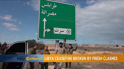 Libye : violation du cessez-le-feu [The Morning Call]