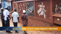 Bénin : le culte vaudou réinvestit Porto-Novo [Grand Angle]