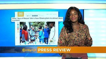 "Le Ghana prépare l'après ""Year of Return"" [The Morning Call]"