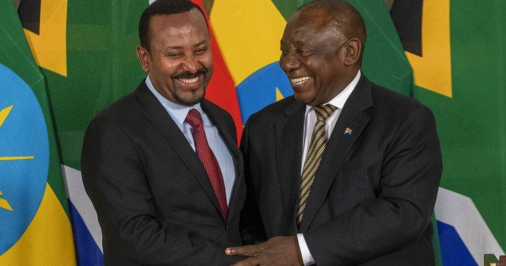 Despite US mediation: Ethiopia PM invites South Africa into Nile dam rift
