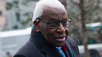 Ex-IAAF chief Lamine Diack vows to clear name as trial adjourns