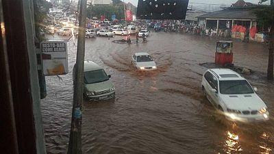 Pluies en RDC : une dizaine de morts à Bukavu