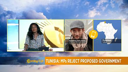 Tunisia's parliament rejects proposed government [Morning Call]