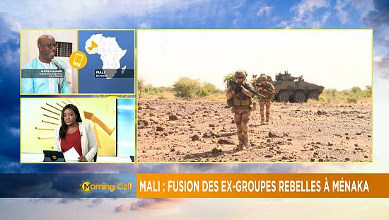 Mali : fusion des ex-groupes rebelles à Ménaka [The Morning Call]