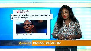 Larousse prise au cœur d'une polémique sur le génocide rwandais [Revue de Presse]