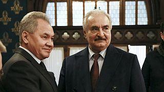 Libye : Hatfar a quitté Moscou sans signer l'accord de cessez-le-feu