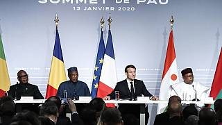 Anger in Mali over France - G5 summit in Pau