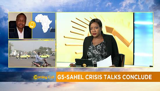 G5 Sahel crisis talks in France come to a close [Morning Call]