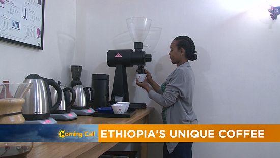Producing Ethiopia's unique coffee [Grand Angle]