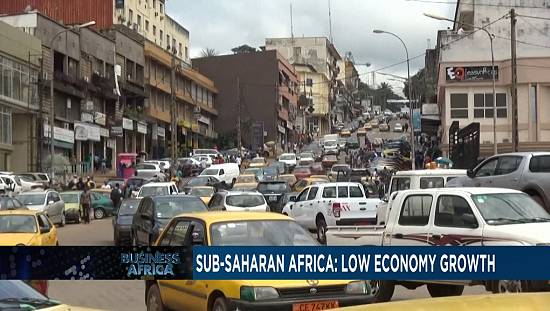Sub-Saharan Africa: Projected decline in growth in 2020 [Business Africa]