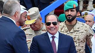 Libya crisis: Egypt president meets Italian PM after Moscow deal flop