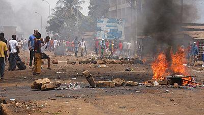 Guinée : l'opposition suspend ses manifestations anti-Condé