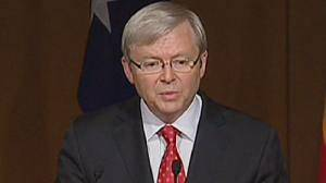 "Australian PM apologises to ""Forgotten Australians"""