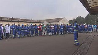 Menace de grève générale au Gabon