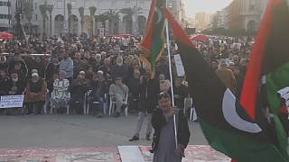 Protests against Khalifa Haftar held in Tripoli