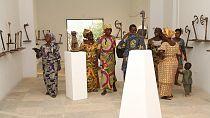 Retour au Bénin de 28 objets appartenant aux anciens rois d'Abomey