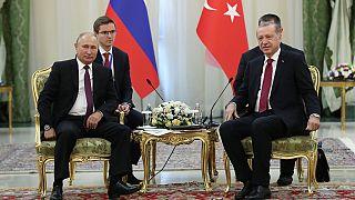 Crise en Libye : Erdogan appelle Haftar à renoncer à « son approche agressive »
