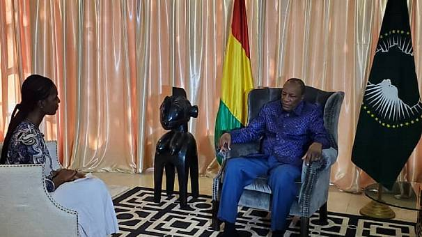 Guinea's Alpha Conde addresses Libyan crisis, Sahel, domestic politics [Interview]