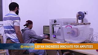 Innovation shines beyond gloom of Libyan conflict, Brexit [SciTech]