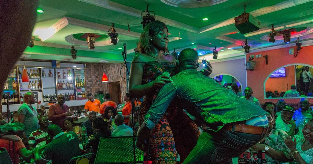 Bikutsi: Cameroon's hyper-erotic dance giving women an artistic 'voice'