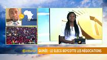 Guinea: schools remain shut as unions suspend talks [Morning Call]