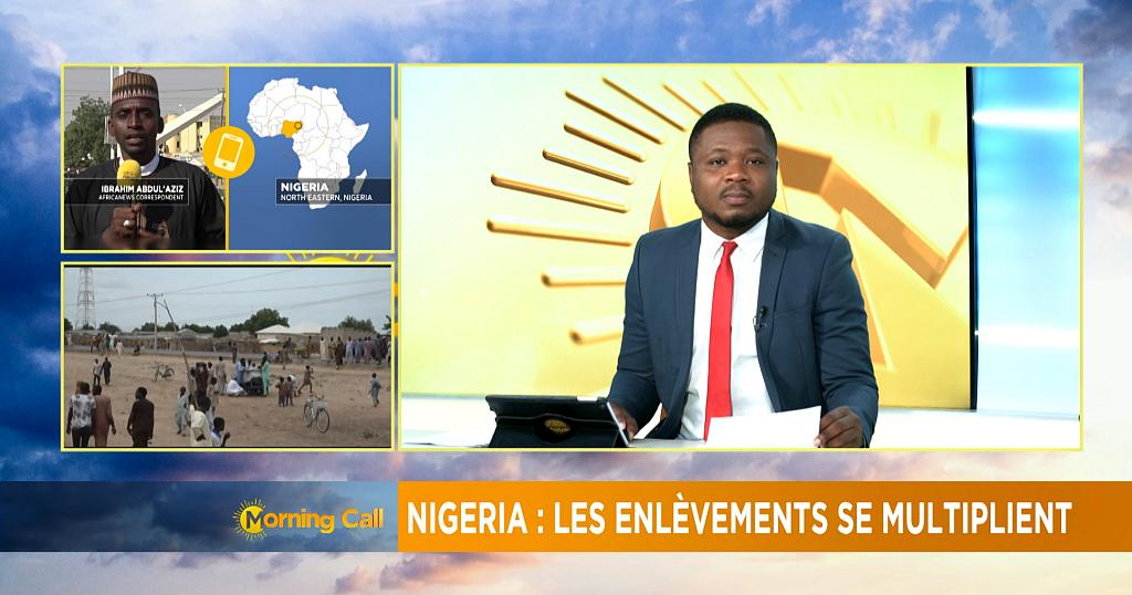 Rising insecurity in Nigeria's northeast region [Morning Call]