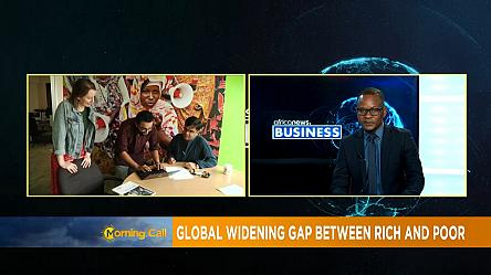 Global widening gap between the rich and poor [Business]