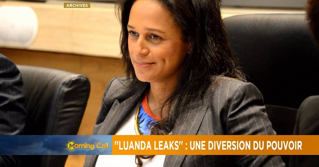 Could 'Luanda Leaks' really be political witch hunt? [Morning Call]