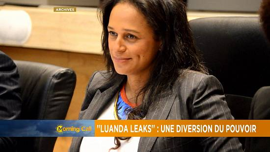 "Le Luanda leaks une ""diversion du pouvoir"" pour l'UNITA [Morning Call]"