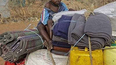 Displacements in Ethiopia's Oromia region amid recent fighting