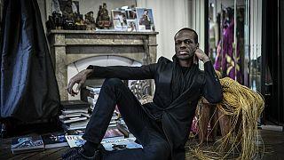 Imane Ayissi, le créateur camerounais à l'honneur de la haute-couture à Paris