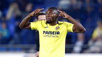 Cameroonian striker Toko Ekambi joins Lyon on loan from Villarreal