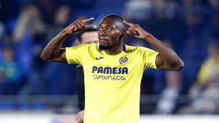 Cameroonian striker Toko Ekambi joins Lyon on loan from Villarreal