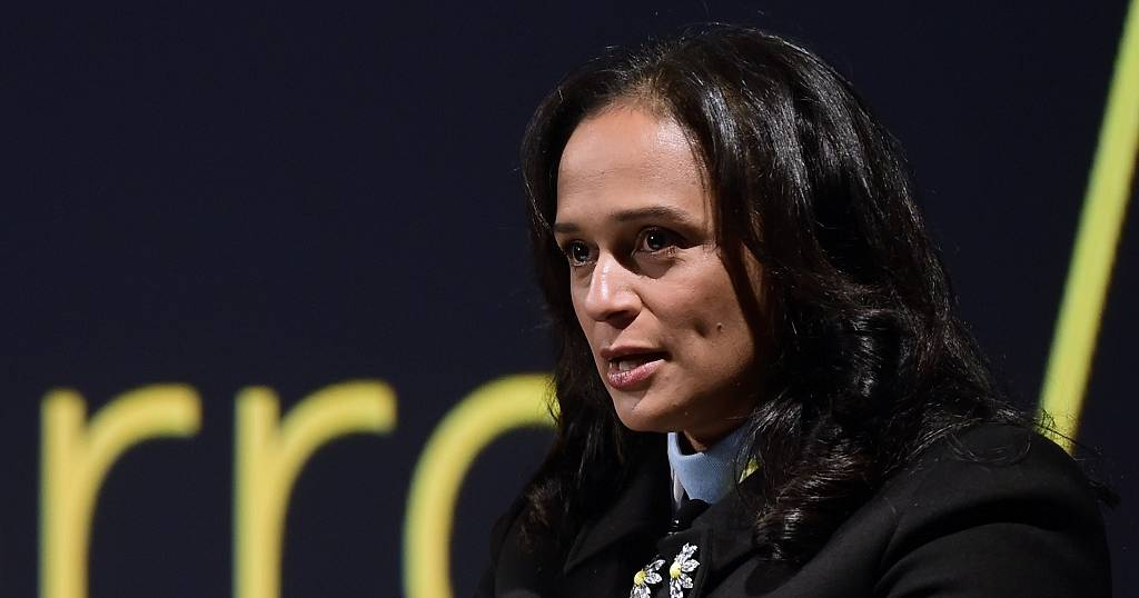 Angola formally charges Isabel dos Santos with fraud, embezzlement