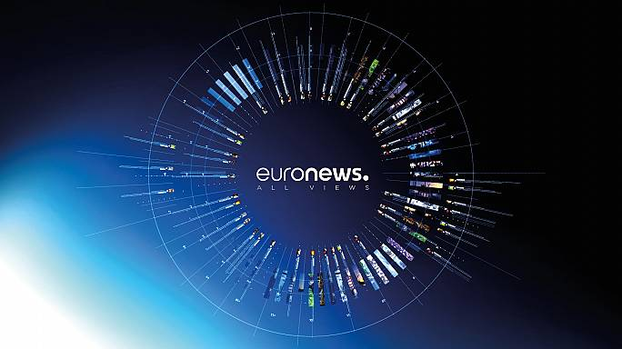 Euronews hangs out with with Google Vice President Ben Gomes