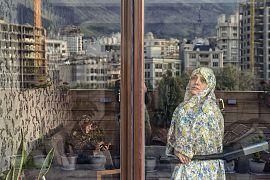 از مجموعهٔ «در قرنطینه» اثر مریم سعیدپور