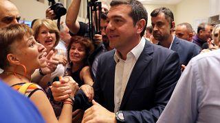 Tsipras nimmt Niederlage kämpferisch
