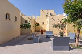 The Tadjourah SOS Children's Village is based on a traditional medina