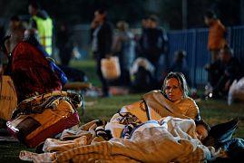 Δύσκολες νύχτες για τους κατοίκους των περιοχών που επλήγησαν από τον σεισμό
