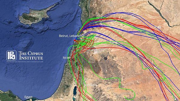 Nemzetközi összefogás Bejrútért