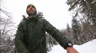 Maxime Allard, sled dog master