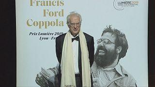 Bertrand Tavernier, réalisateur, scénariste, producteur et écrivain français, président de l'Institut Lumière lors de la cérémonie de clôture du Festival Lumière 2019