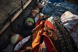 کودکان پناهجو